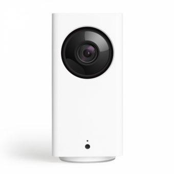 Big Square Security Camera